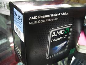 AMD 羿龙II X4 955(黑盒)