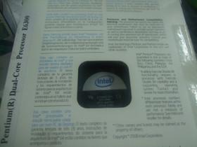 Intel 奔腾双核 E6300(盒)