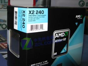AMD 速龙II X2 240(散)