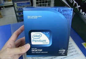 Intel 奔腾双核 E5500(散)
