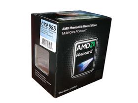 AMD 羿龙II X2 555(黑盒)