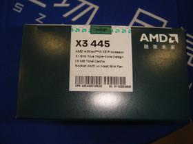 AMD 速龙II X3 445(散)