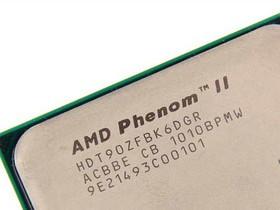 AMD 羿龙II X6 1090T(盒)