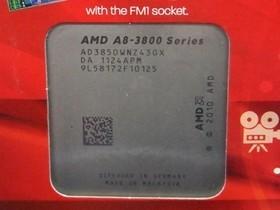 AMD A8-3850(盒)