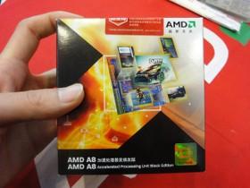 AMD A8-3870K(盒)