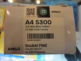 AMD A4-5300(盒)