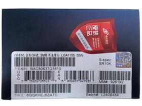 Intel 赛扬 G1610(盒)
