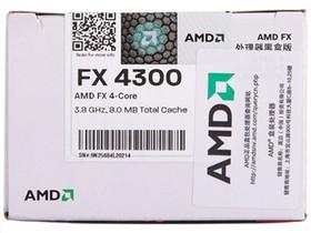 AMD FX-4300(盒)