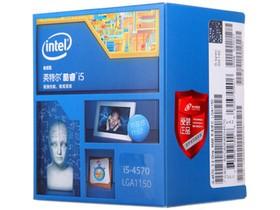Intel 酷睿i5 4570(盒)