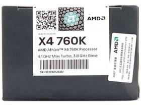 AMD 速龙II X4 760K(盒)