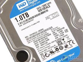 西部数据1TB 7200转 32MB SATA2(WD10EALS)