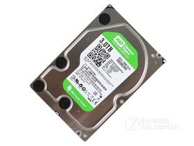 西部数据3TB 7200转 64MB SATA3 绿盘(WD30EZRX)