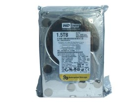 西部数据RE4 1.5TB 7200转 64MB SATA2 企业级(WD1503FYYS)