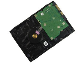 希捷Barracuda 1TB 7200转 64MB 单碟(ST1000DM003)