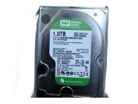 西部数据1TB 7200转 64MB SATA3(WD10EARX)