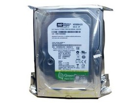 WD 监控硬盘 500GB 7200转 32MB SATA2(WD5000AUDX)