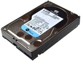 西部数据4TB 7200转 64MB SATA3(WD4000F9YZ)