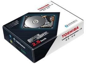 东芝750GB 5400转 8MB SATA2(MQ01ABD075)