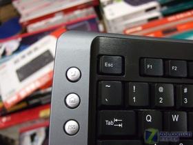 雷柏8100 2.4G无线蓝光多媒体键鼠套装