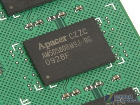 宇瞻2GB DDR3 1333(经典系列)
