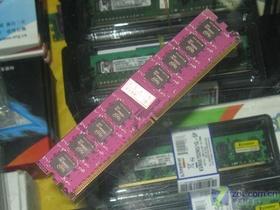 威刚2GB DDR2 800(万紫千红)