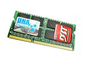 金邦2GB DDR3 1066(千禧条/笔记本)