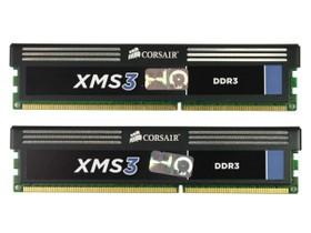 海盗船4GB DDR3 1600套装(CMX4GX3M2A1600C9)