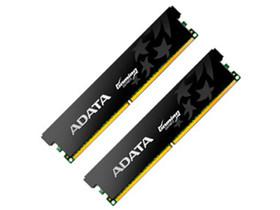 威刚4GB DDR3 2000G(游戏威龙双通道)