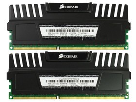 海盗船8GB DDR3 1600套装(CMZ8GX3M2A1600C9)