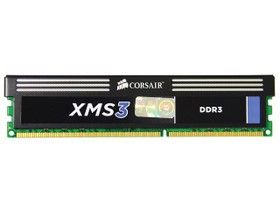 海盗船4GB DDR3 1600(CMX4GX3M1A1600C9)