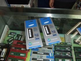 三星4GB DDR3 1333(笔记本)