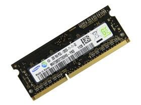 三星1GB DDR3 1600(笔记本)