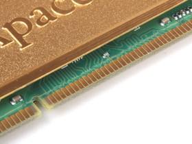 宇瞻8GB DDR3 1600(黑豹金品双通道)