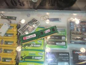 金士顿2GB DDR3 1333(宽版单面)