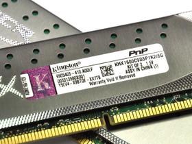 金士顿HyperX PnP 8GB DDR3 1600(KHX1600C9D3P1K2)