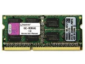 金士顿系统指定内存 4GB DDR3 1066(宏碁笔记本专用)