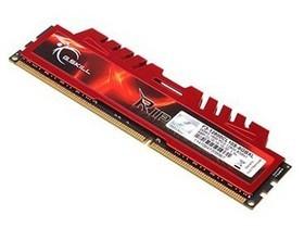 芝奇RipjawsX 8GB DDR3 1600(F3-12800CL10S-8GBXL)