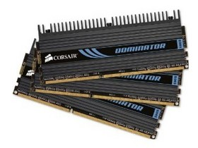 海盗船Dominator 32GB DDR3 1600(CMP32GX3M4X1600C10)