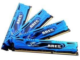 芝奇16GB DDR3 1866套装(F3-1866C9Q-16GAB)