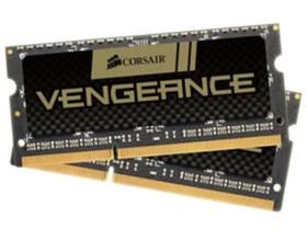 海盗船8GB DDR3 1600(CMSX8GX3M1A1600C10)笔记本