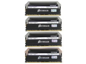 海盗船16GB DDR3 2400套装(CMD16GX3M4A2400C9)