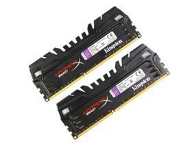 金士顿骇客神条 8GB DDR3 2400(KHX24C11T3K2/8X)