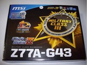 微星Z77A-G43