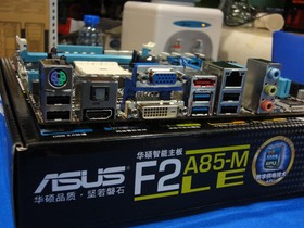 华硕F2A85-M LE