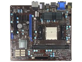 微星FM2-A85XMA-E35