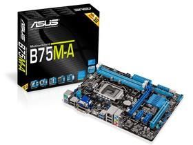 华硕B75M-A