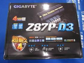 技嘉GA-Z87P-D3