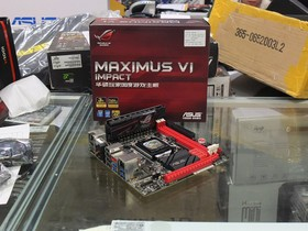 华硕Maximus VI Impact
