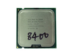 Intel 酷睿2双核 E8400(散)