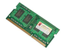金士顿2GB DDR3 1066(笔记本)
